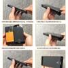 Casing Xiaomi Redmi note 2 prime tempered glass case aluminium bumper