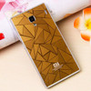 Casing Xiaomi Redmi 1S redmi note 3D Rhombus aluminium metal back case