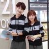 FG - [Couple Nike Hitam--abu LO] jaket couple babyterry hitam abu