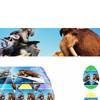 Mainan Anak | Egg Surprise Ice Age (1 set isi 4 pcs)