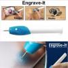 Alat Ukir Elektrik Serbaguna EZ Engrave It Electric Carve Tool Pen