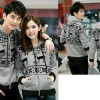 couple snowlake grey