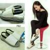 Sepatu Wanita Wedges Prilly Putih Kerenz