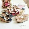 Sepatu Wanita Wedges Ban 2