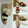Sepatu Wanita Wedges Kicker