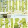 Wallpaper stiker premium 10 Meter - Green Leaf Line