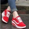 Grosir Sepatu Wanita Murah - Kets Vans Merah
