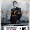 Blu-ray + DVD Original Skyfall Steelbook Collector Edition (2-Disc)