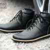 SEPATU ORIGINAL DR BECCO PAJERO BLACK LEATHER