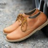 SEPATU ORIGINAL DR BECCO LIMOSIN TAN LEATHER