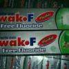 Pasta Gigi Herbal Siwak F Siwak.F Free Fluoride 120Gr