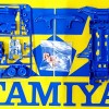 TAMIYA CHASSIS VS BLUE