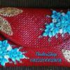Clutch Kondangan Anyaman Pandan - Clutch bag - Tas Genggam