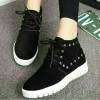 givani boot hitam cwe 004