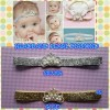 Headband Pearl diamond
