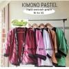 kimono cardigan - vest - blazer - kimono - outer murah - baju wanita