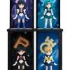 TAMASHII BUDDIES Sailor Saturn (Sailor Moon)