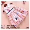 Dress Baby Peach Elegant
