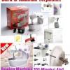 sewing machine Mesin jahit 4 in 1 FHSM-201 Lampu LED 4in1 Lengkap
