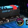 GEIL DDR4 EVO X RGB LED PC19200 Dual Channel 8GB (2x4GB)