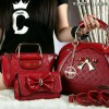 New 3in1c Victoria Beckham Luxio Mary Ribbon 169996# hrm