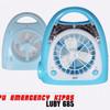 Lampu Emergency Kipas Luby 685
