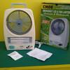 CMOS EMERGENCY LAMP HK-669 + FAN