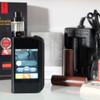 paket vape mod tesla touch screen +LG Hg2+ liquid + RTA serpent mini