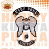 Patch Jaket Touring Indians Eagle Motorcycle Caferacer untuk rompi har