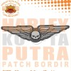 Patch Jaket Touring Wings Harley Davidson Davidson Motor Bikers untuk