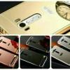 Metal Slide Bumper Mirror Hard Case Cover Asus Zenfone Selfie ZD551KL