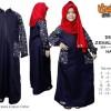 New Dress Zenalla Mini Thaluna Kids, Set Gamis Anak Balita TK SD
