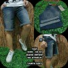CELANA PENDEK JEANS IMPORT GOOD QUALITY