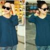 FG - [Hem Vondy Tosca SW] kemeja wanita rayon bangkok tosca