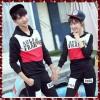 FG - [Cp Hoodie Frank LT] sweater couple babyterry hitam