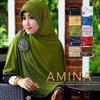 DISKON KEREN Hijab/ Jilbab Bergo Syar'i Amina