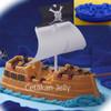 Cetakan Kue / Puding PIRATE SHIP