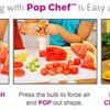 Pop Chef Magic Mold Pencetak Buah