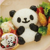 Cetakan Bento Panda Mold for Bread and Rice