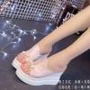 Sepatu Wanita Wedges Cantik 2 Mutiara 978 Salem