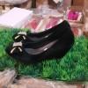 Sepatu Wanita Pantopel Kerja Pita