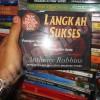 Buku novel Langkah Sukses By Anthony Robbins