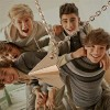 1D One Direction Harry Styles Paper Airplane Necklace