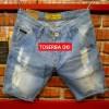 Celana Pendek Jeans Pria Sobek Distro CS17