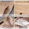 ZR Twill Short Pants Celana Pendek Wanita Branded Original CW03