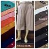Kulot Scuba Pendek 3R: Ukuran celana dari M s/d XXXL besar CW14