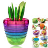 [Fruits Plant 10in1 Kitchen Tool Set] CUTTER/Squeezer ALAT SERBAGUNA