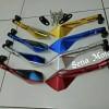 Spion Variasi/Spion Tomok Full Warna Bahan Full Aluminium