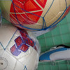Bola Futsal / Sepak Jahit