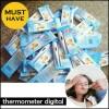 Termometer Digital, Thermometer Anak Dewasa, alat pengukur suhu badan